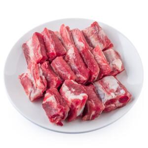 中润长江 猪肋排 1000g/袋