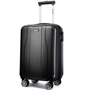 博牌BOPAI拉杆箱PC行李箱24英寸 733-0051424