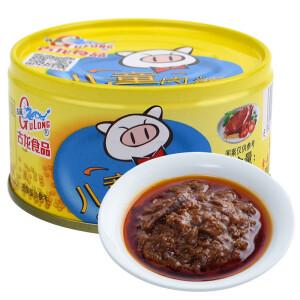 古龙食品 肉罐头 下饭菜 儿童肉酱120g罐