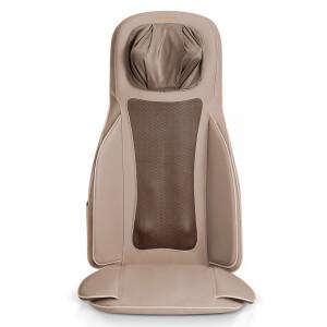 奥佳华(OGAWA)OG-1302 舒醒师按摩垫 肩颈背部腰部按摩器 深棕色1349元(需用券)