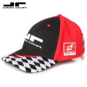 Jimmy Racing爸爸去哪儿林志颖亲子款棒球帽防晒遮阳帽男女户外帽运动帽008 57cm