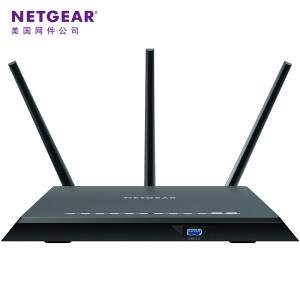20点! 美国网件(NETGEAR) R6800 AC1900M双频千兆/低辐射/智能无线路由器    499元包邮