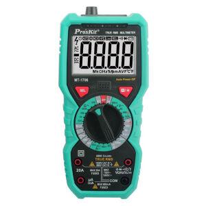 宝工(Pro'sKit)MT-1706-C 3-5/6真有效值多功能数显防烧万用表
