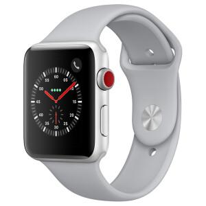 苹果 Apple Watch Series 3 智能手表 LTE版 可直接打电话 42毫米表盘Plus会员3399元 平常3488元