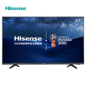 限云南:Hisense 海信 EC300D系列 液晶电视 43英寸