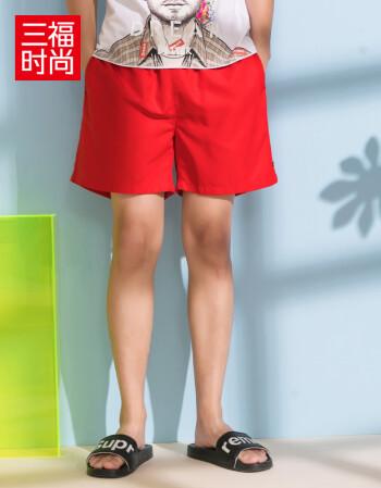男子轻薄运动短裤