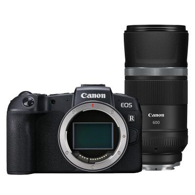 佳能(Canon)EOS RP全画幅微单机身+RF600mm F11 IS STM定焦镜头(1支)组套商品