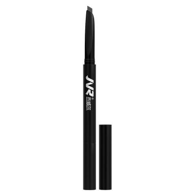 杰威尔男士自然塑型持久双效眉笔 男女通用(灰黑色)0.22g