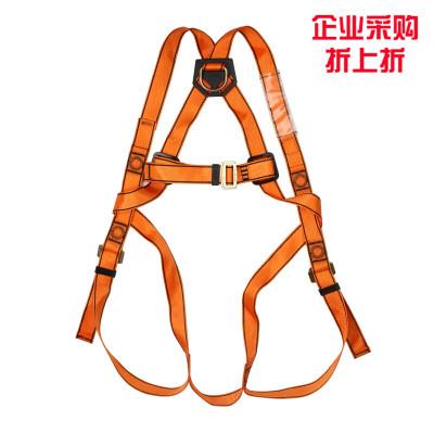 梅思安 10128052轻巧星全身式安全带 中号 不含腰带 高空作业 户外施工