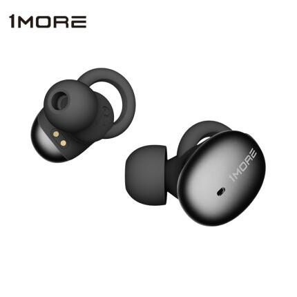 万魔(1MORE)真无线 蓝牙 入耳式耳机 无线耳机 耳机无线 苹果 华为 小米 通用1026BT-I 黑色
