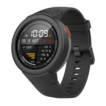 华米AMAZFIT 智能手表 AMOLED炫彩显示屏 小爱智能语音 智能家居控制 NFC 5天续航