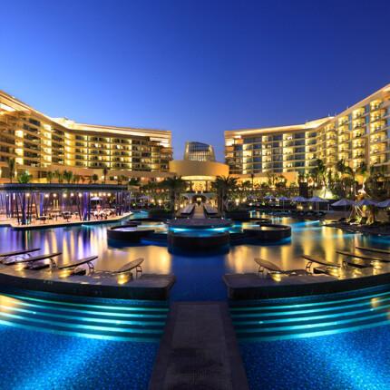 酒店特惠:三亚亚龙湾美高梅度假酒店亲子2晚度假套餐