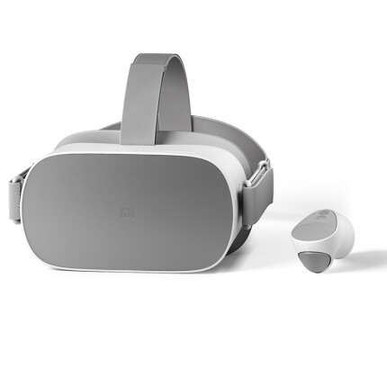 小米(MI)小米VR一体机 智能VR眼镜 白色 64G