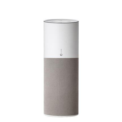 腾讯听听 9420 人工智能音箱 AI音箱 声控音箱 蓝牙WIFI音响 便携音箱 语音助手 白色