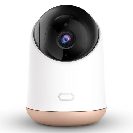 联想 R1会员尊享版1080P双云台智能摄像头 360度高清wifi家用安防监控摄像机 H.265超清夜视