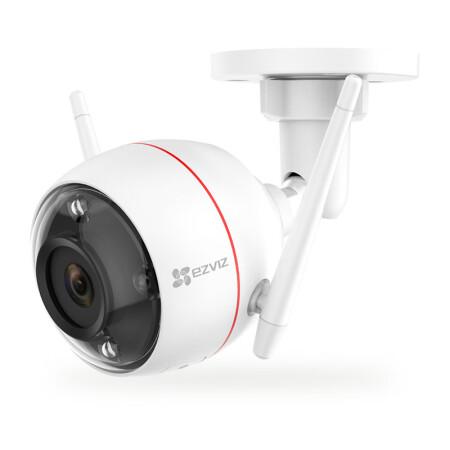 萤石(EZVIZ)C3W 1080P 2.8mm 全彩版+64G视频监控专用卡 萤石(C3W 1080P 2.8mm 全彩版+64G专用卡)