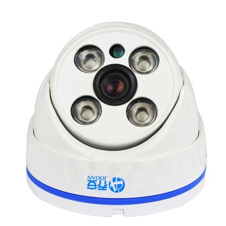 乔安 JOOAN 半球网络摄像头 200万手机远程家用红外夜视百万高清1080P监控器 737CRC-6MM