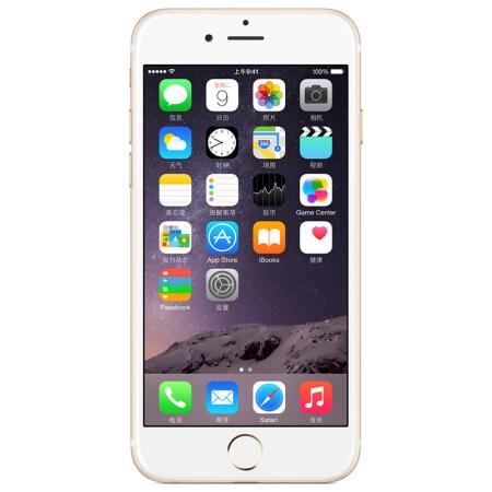 Apple iPhone 6 32GB 金色 移动联通电信4G手机