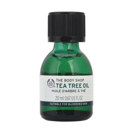 tbs茶树精油价格_【英国进口】The Body Shop/美体小铺 茶树面膜祛痘系列 精油修护露 ...