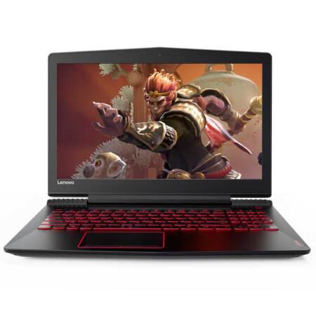 联想(Lenovo)拯救者R720 15.6英寸游戏笔记本电脑(i7-7700HQ 8G 1T GTX1050 2G IPS 黑)