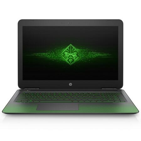 惠普(HP)暗影精灵II代Pro 精灵绿 15.6英寸游戏笔记本(i7-7700HQ 8G 128GSSD+1T GTX1050Ti 4G独显 IPS FHD)