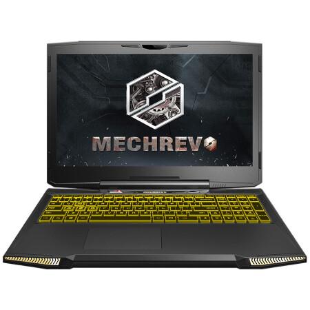 机械革命(MECHREVO)深海泰坦X6Ti-S(黑曜金)15.6英寸游戏笔记本 i7-7700HQ 8G 128GSSD+1T GTX1050Ti 4G IPS