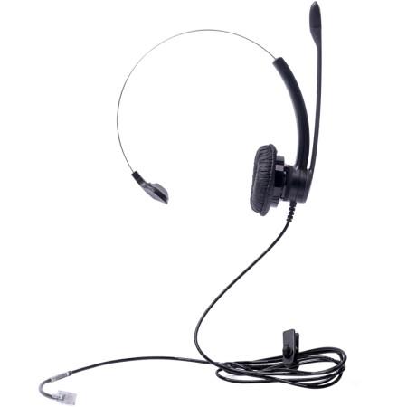 缤特力(Plantronics)SP11-RJ9(CISCO)直连电话耳机/客服中心/呼叫中心话务员耳麦思科话机专用