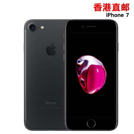 苹果(Apple) 苹果 Apple iPhone7/7plus 4G手机 4.7英寸iPhone7黑色 128GB (无锁) 日版
