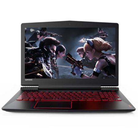 联想(Lenovo)拯救者R720 15.6英寸游戏笔记本电脑(i7-7700HQ 8G 1T+256G SSD GTX1050Ti 4G IPS 黑)