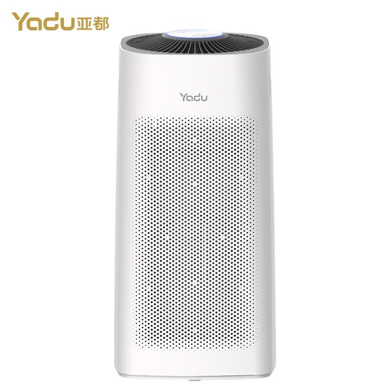 亞都(YADU)IFD靜電式空氣消毒機 負離子 凈化器家用 除細菌消毒 除PM2.5霧霾 YD-Y-750-ES白色
