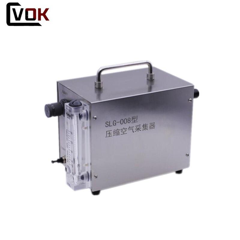 西瓦卡SLG-008壓縮空氣采樣器 塵埃粒子計數器浮游菌采樣器微生物測定儀
