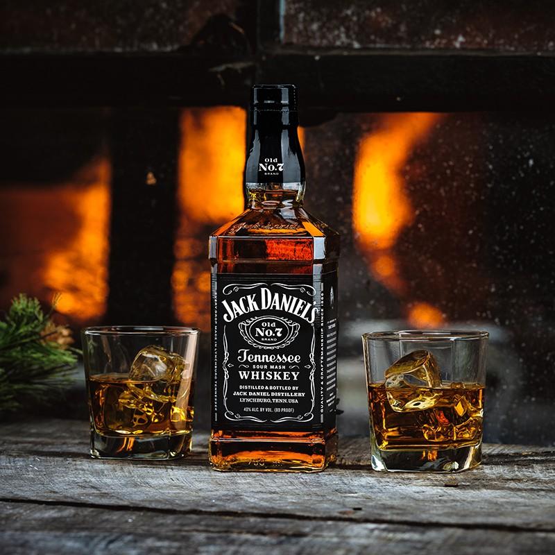 Jack Daniels 杰克丹尼 田纳西州威士忌 700ml 下单折后¥120秒杀