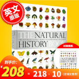 现货 DK博物大百科 自然史图解 英文原版 The Natural History Book
