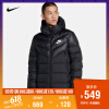 耐克 NIKE SPORTSWEAR WINDRUNNER DOWN FILL连帽夹克 928834 928834-010黑 M