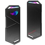 华硕(ASUS)ROG幻影STRIX ARION 高速M2硬盘盒 支持固态硬盘移...