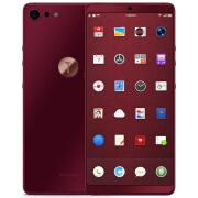 smartisan锤子科技坚果 Pro 2智能手机酒红色