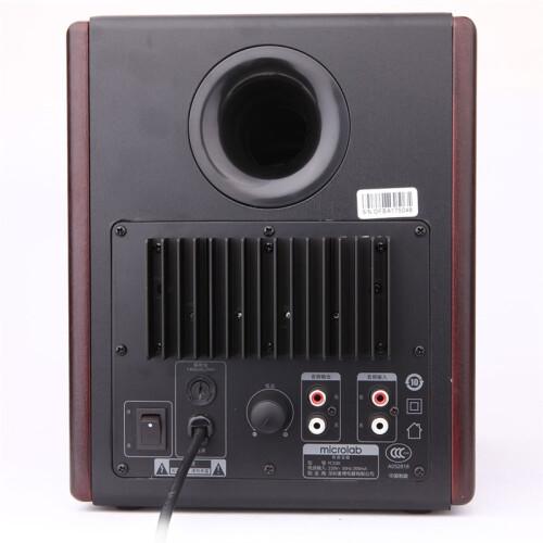 麦博音响_麦博(microlab) 梵高系列FC-330 2.1多媒体有源音箱 电脑音响 台式 ...