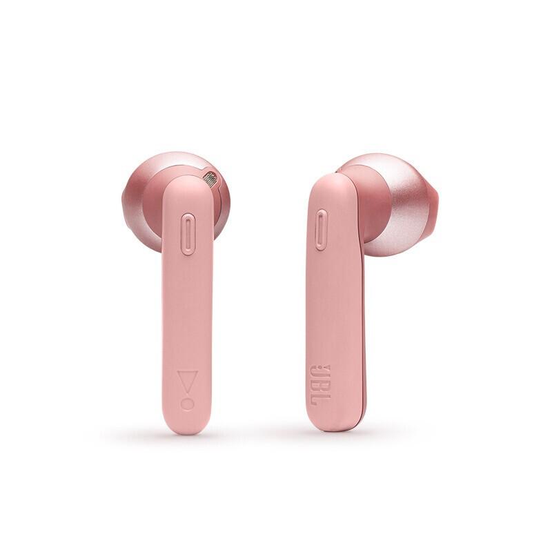 JBL粉色真无线蓝牙耳机,送女朋友表白创意生日礼物