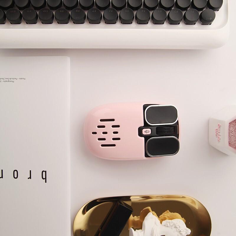 咪鼠科技S5小蜜蜂鼠标,100左右礼物送闺蜜新办公体验