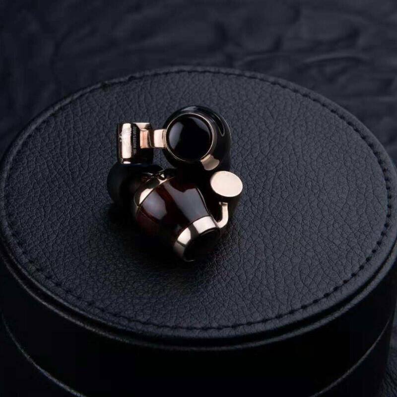 杰伟世木振膜十周年耳机,高解析发烧级HIFI礼物