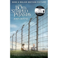 英文原版 The Boy in the Striped Pyjamas MTI穿条纹衫男孩