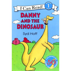 Danny and the Dinosaur Book and CD丹尼与恐龙(书+CD