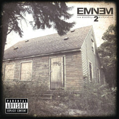 现货 阿姆 Eminem The Marshall Mathers LP2 CD P01