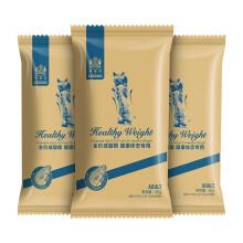 耐威克 健康体态猫粮成猫专用粮 专属配方营养亮毛保护肠胃三文鱼味 50g*3包