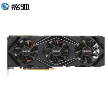 影驰(Galaxy)GeForce RTX 2080 Ti S  11GB/352Bit GD6 电竞游戏显卡