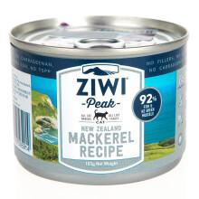 滋益巅峰ZiwiPeak猫罐头185g新西兰进口宠物猫咪零食湿粮猫粮 马鲛鱼配方猫罐头 185g