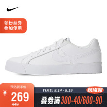 耐克 NIKE COURT ROYALE AC 女子运动鞋AO2810 AO2810-102 37.5