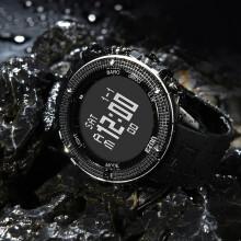宜准H501男士登山户外多功能运动手表