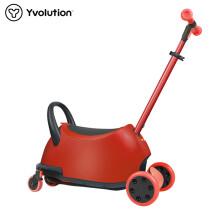 菲乐骑 Y·Volution 儿童多功能三合一滑板车