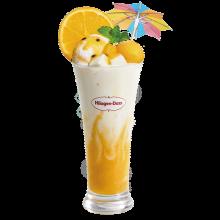 【新】哈根达斯 夏季饮品 椰林飘香PLUS冰淇淋奶昔(门店兑换)